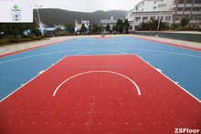 basketball discount flooring