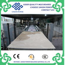 lightweight sandwich panel with mgo board