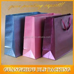 (BLF-PB584)Ribbon tie gift bags