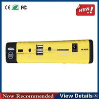Car Emergency Power bank, battery charger 13600mAh mini starter battery12v car jump starter Power Bank for Car Jump Start