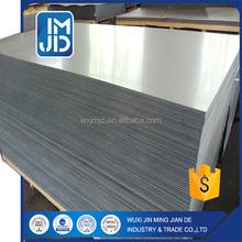china supplier alloy 1100 3xxx plastic film aluminum sheet
