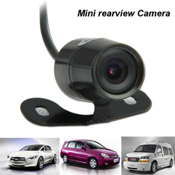 170 Degree night vision IP67 rear view cameras for cars