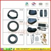 China three wheel motorcycle spare parts 4.5/5.0-12 tyre &tire &seat