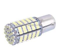 bus led display board 1157/BA15S 12W 850LM 127x3020 SMD led corn bulb/brake/interior light