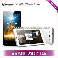 5.7'' Quad Core Mobile Phone Andriod 4.1.1 MTK6589 1.2GHz 8GB/16GB/32GB Dual Camera 2.0MP/8.0MP
