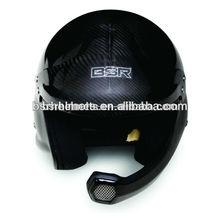 Fibra de carbono capacete aberto BF1-R6