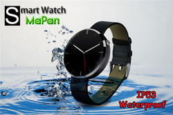 2015 MaPan brand watches IPS touch screen smart watch/ china android watch phone waterproof