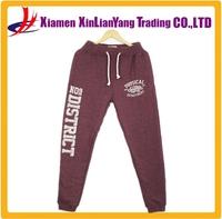 High Quality Custom Sweat Pants Sports Tracksuit Jogging Pants Men
