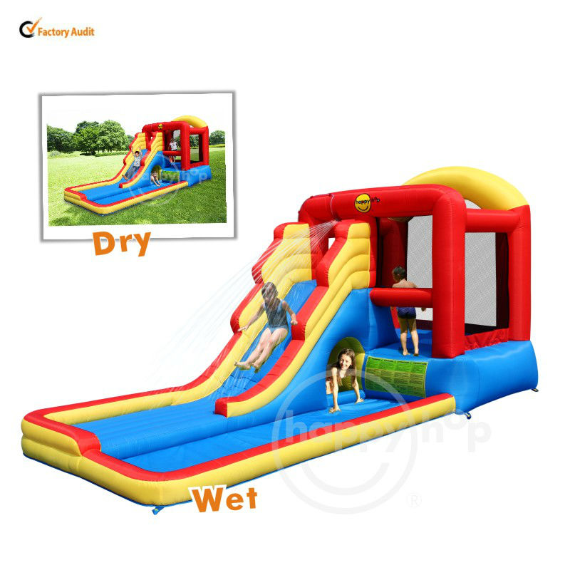 Hot vendite inflatabel acqua scivolo e piscina con buttafuori acqua piscina per bambini - Scivolo gonfiabile per piscina ...