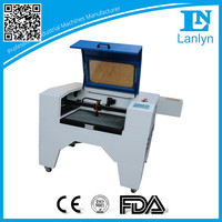 EX-factory Reci glass tube small fabric laser cutting machines price for sale