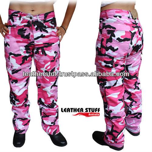 damen rosa camo kevlar jeans hosen und shorts produkt id. Black Bedroom Furniture Sets. Home Design Ideas