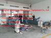 magnetic strip extrusion line