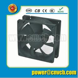 "DC 12V 24V 48V 120MM * 120MM * 38MM 12CM 12038 4.72"" Fan Motor For Air Conditioner odm ac fan"