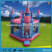2013 New arrival commercial inflatable bouncer princess