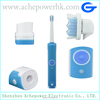 Rotary double electric toothbrush power toothbrush for adults popular toothbrush