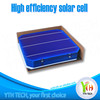 my alibaba express 125x125mm 156x156mm 5/6 inch best solar cell price/thin film solar cells