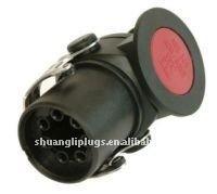 ABS/EBS trailer plug(heavy duty)