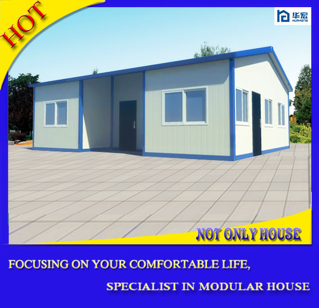 China Hot Sale Pre Made Built Ready Made Houses In China
