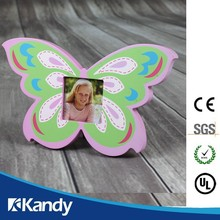 The best choice labor hand butterfly picture frame for importer