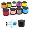 Modern Design Wireless Mini Bluetooth Speaker with MicroSD Card Support