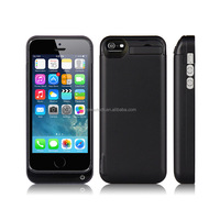 Battery case for iPhone5, external battery charger case for iPhone5, power bank case for iPhone5