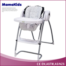 classic baby high chair EN 14988 passed plastic baby swing high chair adjustable high chair baby