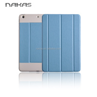 Fashionable Mini PU Wallet Leather Smart Cover Mobile Phone Accessories For ipad