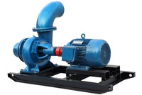 High pressure big capacity electric water pump for agriculture