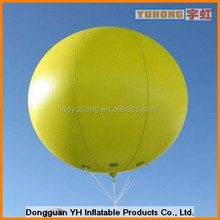 0.18mm PVC inflatable ballon fly on the sky