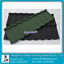 Colored Galvanized Concrete Roof Tile For Roof Sheets Price Per Sheet