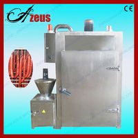 Azeus automatic commercial smokers for food factory