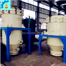 Vertical Automatic Oil Tank Filter Machine deslagging oil refining
