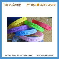fashion rubber bracelets for kids