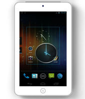 7.0 inch MT6589 Quad core Smart Phone,quad core Smartphone with 1Gram 5M camera 3G GPS