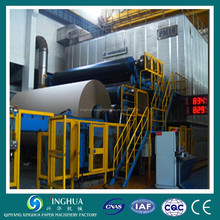 Recycle Paper Machine for Setting Up Kraft Paper/Testliner Paper/Corrugated Paper Production Line
