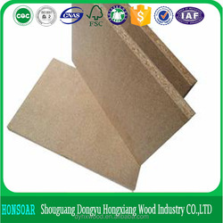 Fire Rated 54mm Solid Particle Board for Door, 54mm Chipboard