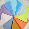 90% Poly 10% cotton poplin dyed fabric