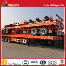 Heavy duty container semi trailer/logistic semi-trailer