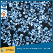 different color glass beads for industry