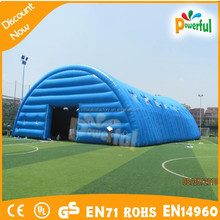 Durable and strong large inflatable tent,inflatable warehouse,cheap inflatable tent price
