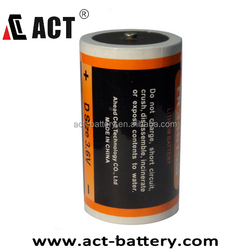 Lithium 3.6V D size ER34615M replace of XL-200F
