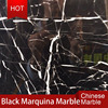 2015 Hot sale cheap black marquina marble price