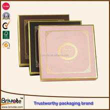 wood chocolate packaging boxes/sweet wooden chocolate gift boxes packaging/cardboard paper chocolate packaging box