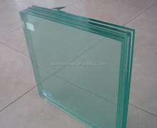 10mm or 12mm tempered glass for swimming pool railing/glass fencing