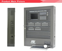 Main Evacuation Control Panel Addressable fire alarm system