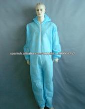No tejidas ropa de protección