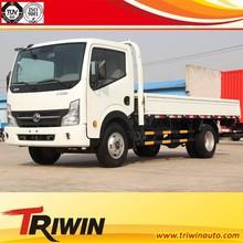 factory direct sale EURO 4 diesel engine 103KW 140hp manufacturer customized 2 ton 1 ton 1.5 ton mini china lorry truck