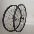 T700 650B ruedas de carbono MTB Cubierta perfil 23.5mm 27.5er 28H O 32H