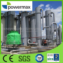 small scale CHP biomass gasification power generating set