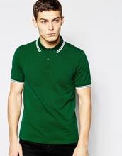 ผู้ชายเสื้อโปโลแขนสั้นผ้าฝ้าย100%เสื้อโปโล